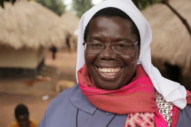 Sister Rosemary Nyirumbe and Sewing Hope