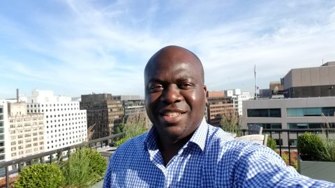 Welcome to our Summer Intern, Kpakpo Serge Adotevi