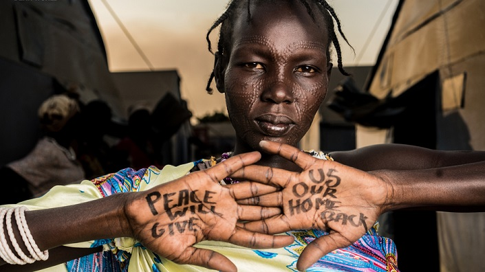 South Sudan: a People Trampled