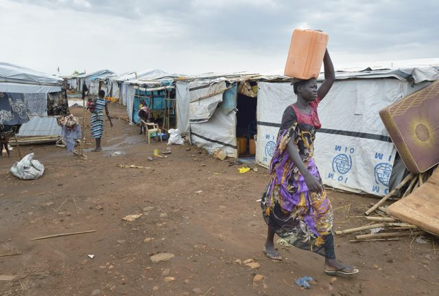 Struggle for Oil Fuels Ongoing Human Rights Abuses in South Sudan