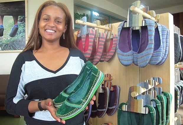 Meet a Shining African woman entrepreneur
