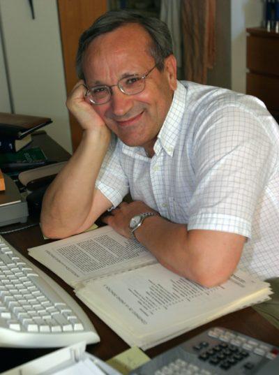 AFJN Board Member Fr. Luigi Zanotto 1940-2018