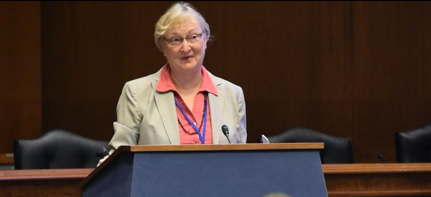 AFJN's 35th Anniversary and Policy Briefing: Dr. Kimberly Stanton Comments (standing in for Rep. James P. McGovern)