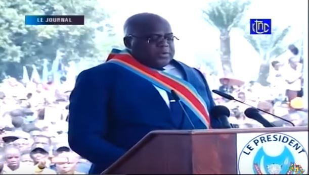 Invitation:Briefing and Diaspora Engagement With Democratic Republic of Congo Officials